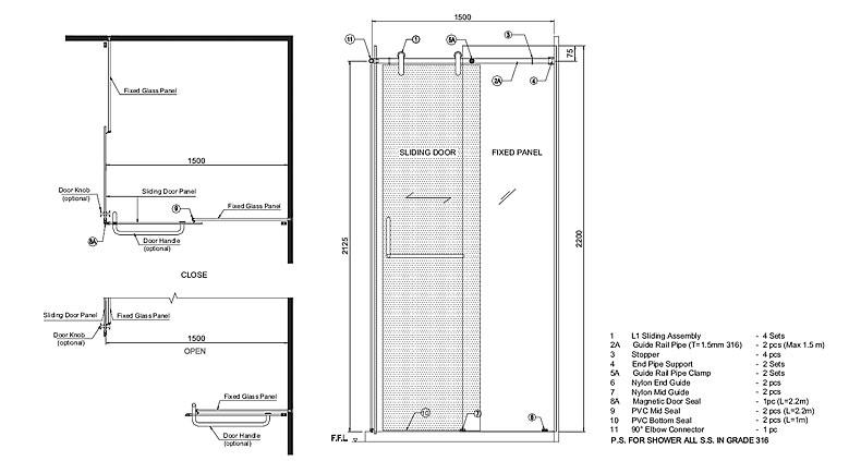 Frameless sliding doors frameless glass sliding doors pool l1 planetlyrics Gallery